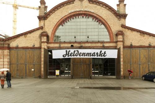 Bockenheimer Depot, Frankfurt, Germany