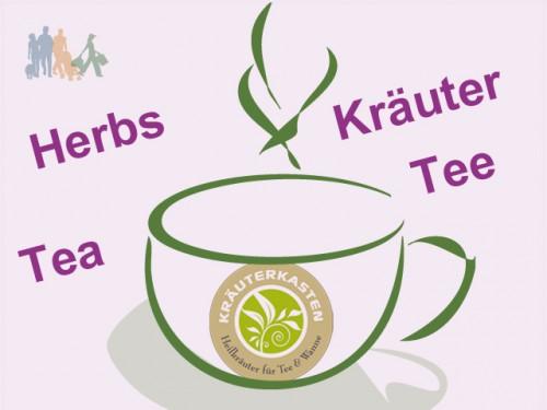 Organic teas and herbs