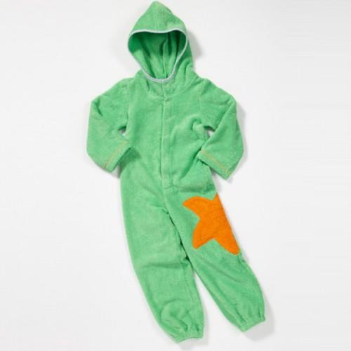 Overall für Kinder aus Bio-Baumwolle